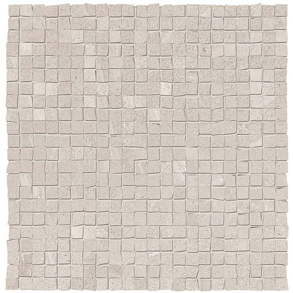 Limestone Grey Mosiac Spaccata 1x1 Pieces