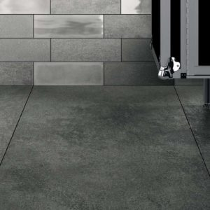 Stoneworks US Industrial Textile | floor-grey-natural-24x48-scene-1